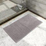 lifewit-non-slip-microfiber-shaggy-chenille-bath-mat