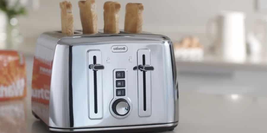 tostadoras 4 rebanadas pan