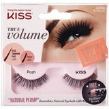 kiss-posh-true-volume-natural-plump-eyelashes,-1-pair