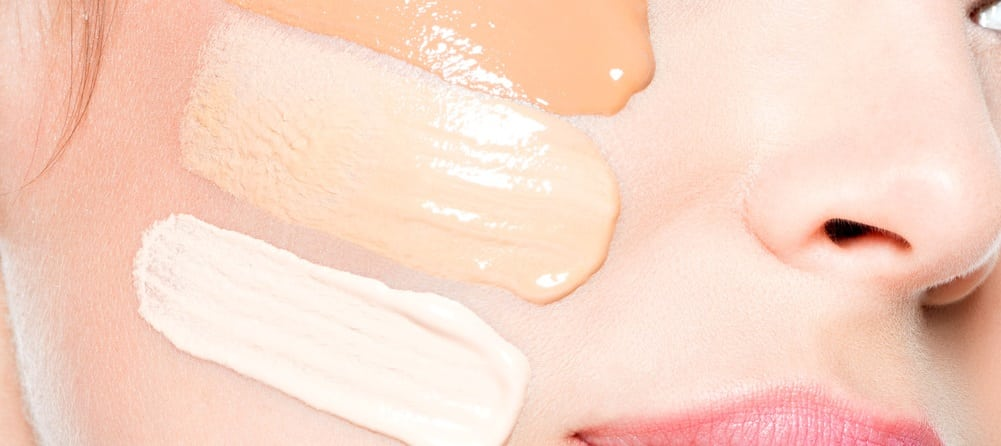Bases Líquidas de Maquillaje